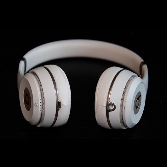 Beats Other | Solo3 Wireless Satin Gold Headphones | Poshmark
